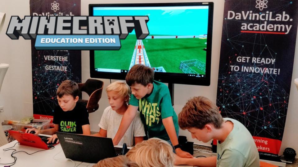 DaVinciLab Minecraft 06