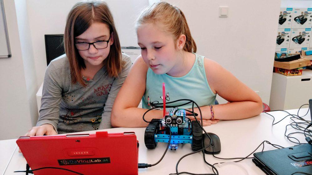 DaVinciLab Coding & Robotics