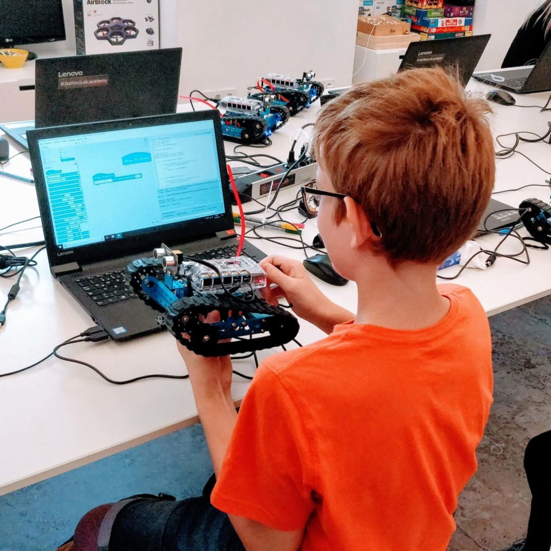 DaVinciLab MakeX Robotics