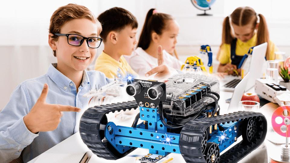 DaVInciLab SommerCamp Wien - Smart Robotics und IoT