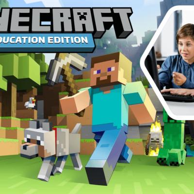 DaVinciLab Online Kurse Minecraft