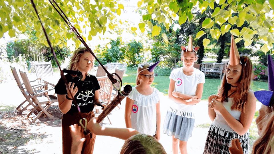 Sommercamps Wien DaVinciLab 06